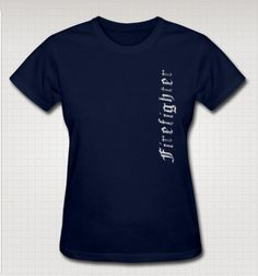Firefighter Courage - Womens