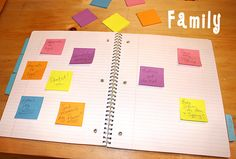 The Secret Weapon for Getting Organized�A Post-It Note Planner!