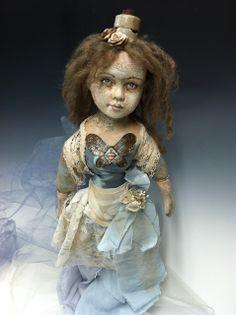 Clarissa Callesen Creator of Strange and Wonderful Things: Art Dolls