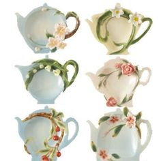 love tea pots! for-the-home