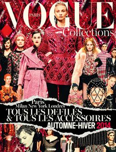 Le Vogue Collections automne-hiver 2013-2014 http://www.vogue.fr/mode/news-mode/articles/le-vogue-collections-automne-hiver-2013-2014/18581