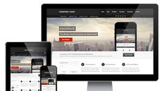Engrave (Lite) is a great looking free WordPress Theme from Think Up Themes #ESISsrl #Wordpress #CMS #Responsive www.esis-italia.com