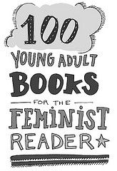 100 young, teaching young adult books, feminist reader, books for young adults, check, fiverr altern, cover book, librari, list