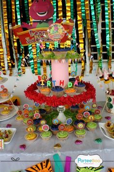 The cupcake tier, de