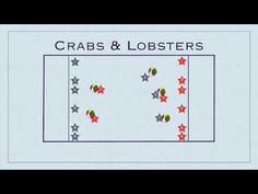 Physical Education Games - Crabs & Lobsters - YouTube