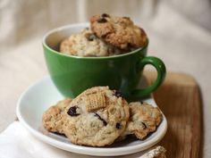 Cinnamon Chex® Breakfast Cookies