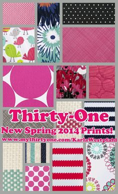 New thirty one spring 2014 prints