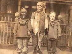 Terrifying Vintage Halloween Photos