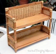How To Clean Your Wicker Baskets!