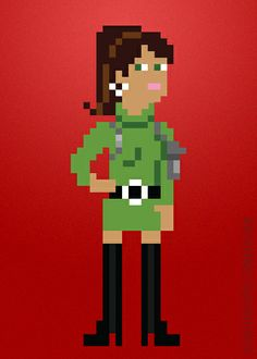8-bit Archer: The Wo