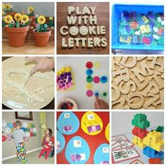 15 Letter Learning Activities For Your Preschooler