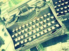 Typewriter, I'm getting one :)
