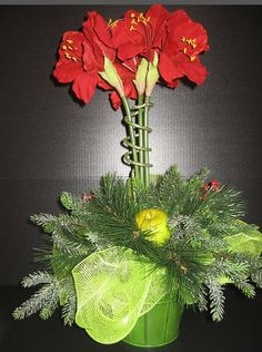 A.C. Moore Holiday Centerpiece