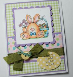 Easter+Bunny+Loves+YOu+Handmade+Card+by+LoveInBloomCreations,+$2.50