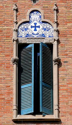 Barcelona - St. Antoni Maria Claret 167 13 b by Arnim Schulz, via Flickr