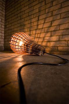 lamps, lamp design, houses, wooden bulb, light fixtures, shadow, bulbs, glow, cords