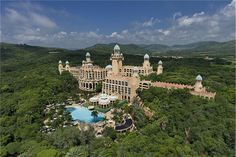 The Palace of the Lost City, Pilanesberg National Park, South Africa