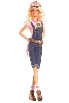 John Deere Barbie®