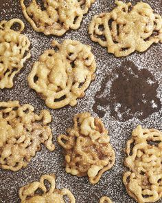 Sweet Paul's Thanksgivukkah Day 5: Funnel Cakes from jamie Geller of The Joy of Kosher