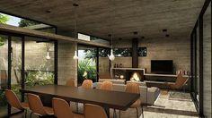 Haras House by Besonias Almeida Arquitectos | Home Adore hara hous