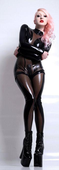 fetish leather, latex catsuit, latexfashion, latex cloth, l8x, latex fashion, latex babe, fetishlatex, shini