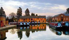 Market Harborough Canal Basin