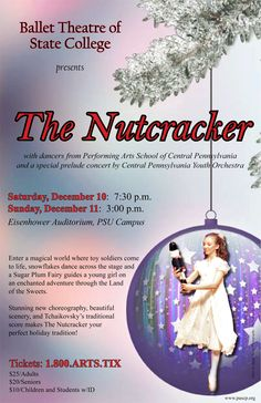The Nutcracker Dec 10 - 11