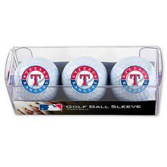 Texas Rangers Golf Sleeve