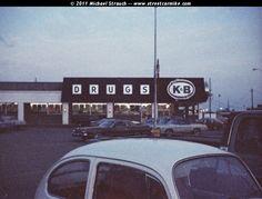 K & B in Slidell, Louisiana. OMG the memories.
