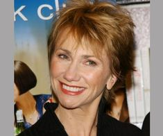 cute shag 35 Impressive Short Hairstyles For Women Over 50