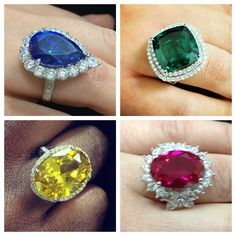 Cocktail Rings!