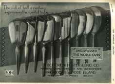 The Jewelers' Circular October 1930: Theodore W. Foster & Bro. Co.