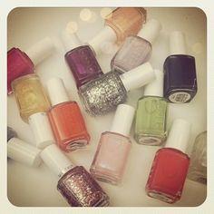 essie explosion #nails