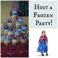 Host a Frozen Party!