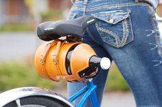 Bike Growler Carrier.