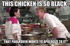 Gordon Ramsay - Black Chicken
