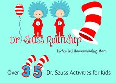 Dr. Seuss Roundup with a Cat in the Hat Knows A Lot About That DVD Review - Enchanted Homeschooling Mom