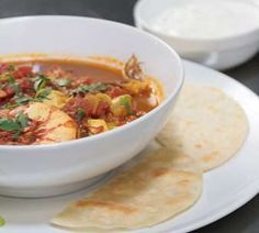 Brandon: Seafood Medley Curry with Roti and Raita | Recipes | Masterchef South Africa | SA Reality TV Show