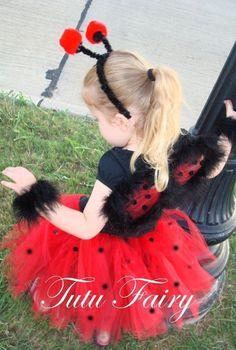 Ladybug Tutu Costume, #tutu #Tutu Fairy