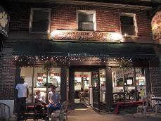 Durham pizza parlors