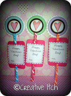 Cute idea for valentines