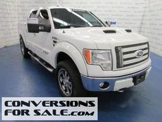 2011 Ford F150 Tuscany FTX Lifted Truck