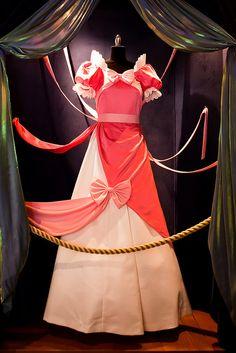 Cinderella's dress. :)
