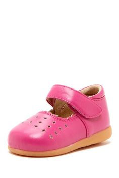 Pink Maryjane Squeaky Shoe for Infant & Toddlers.