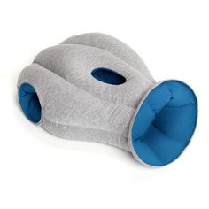 OSTRICHPILLOW so funny! what if kids designed their own perfect nap mechanism