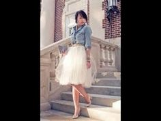 DIY: HOW TO MAKE A TULLE SKIRT easy