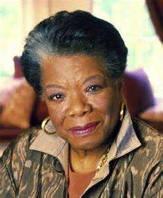 Maya Angelou photo courtesy Montana State University Dwight Carter