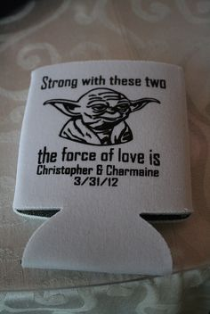 Wedding favors should be fun and useful (clever idea) IMG_1044 by cnhamilton, via Flickr