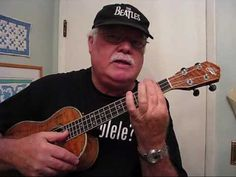 Ukulele Mike helps with tricky barre chords