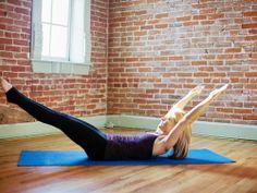 mat pilates workout for runners
